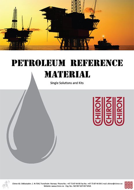 Petroleum Reference Standards