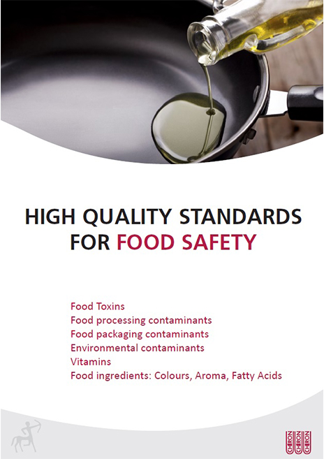 High quality Standards for Food Safety