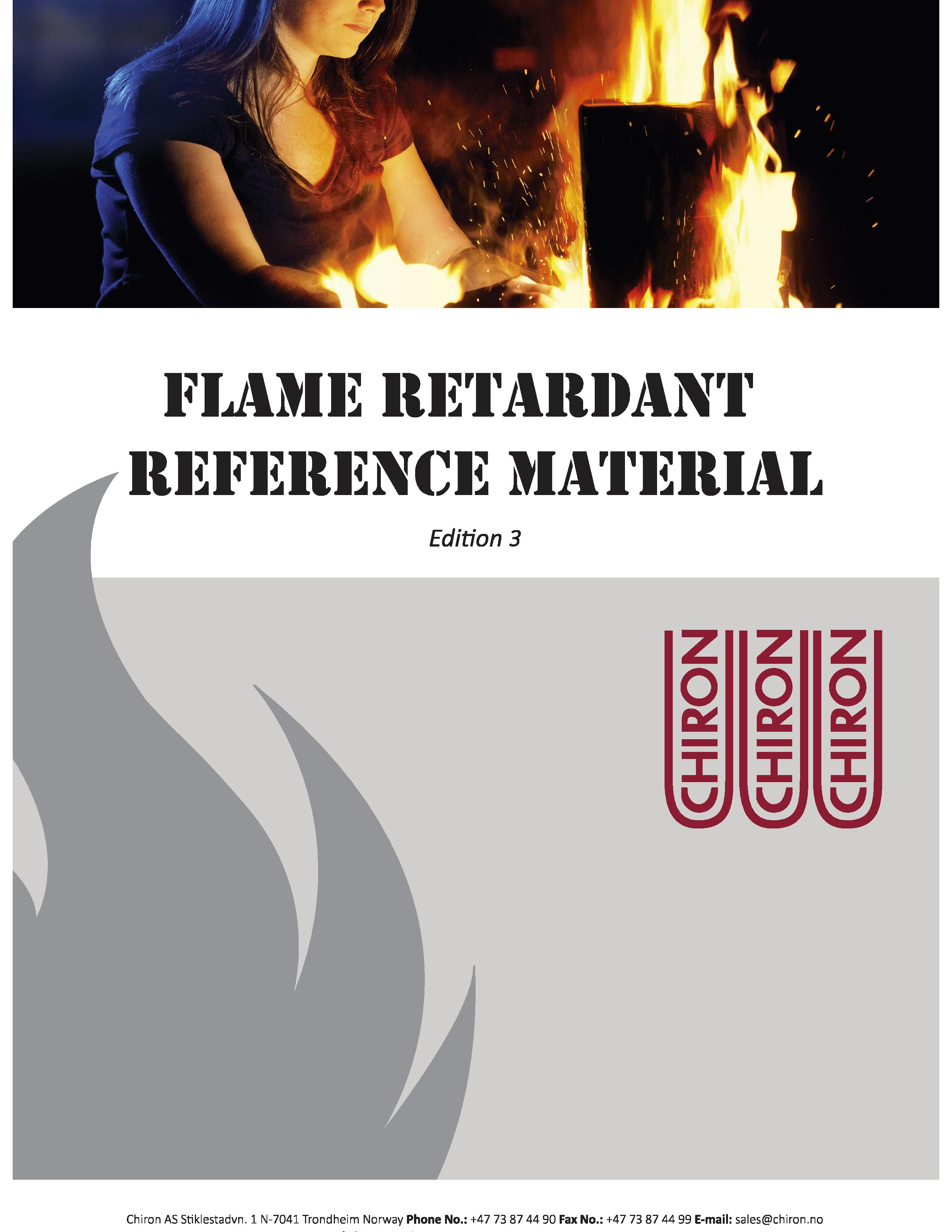 Flame Retardants Edition 3