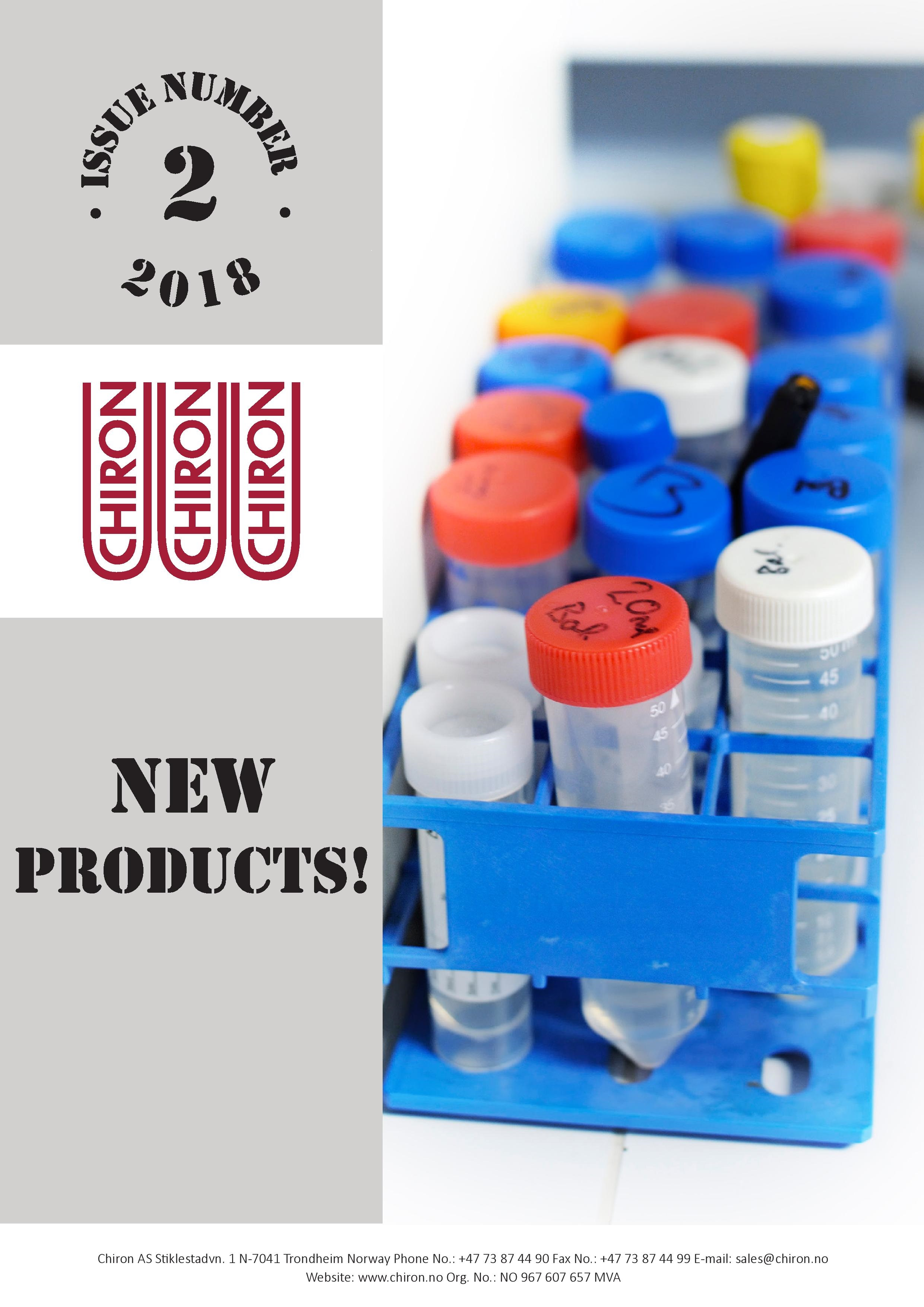 New products 2 Quarter 2 2018