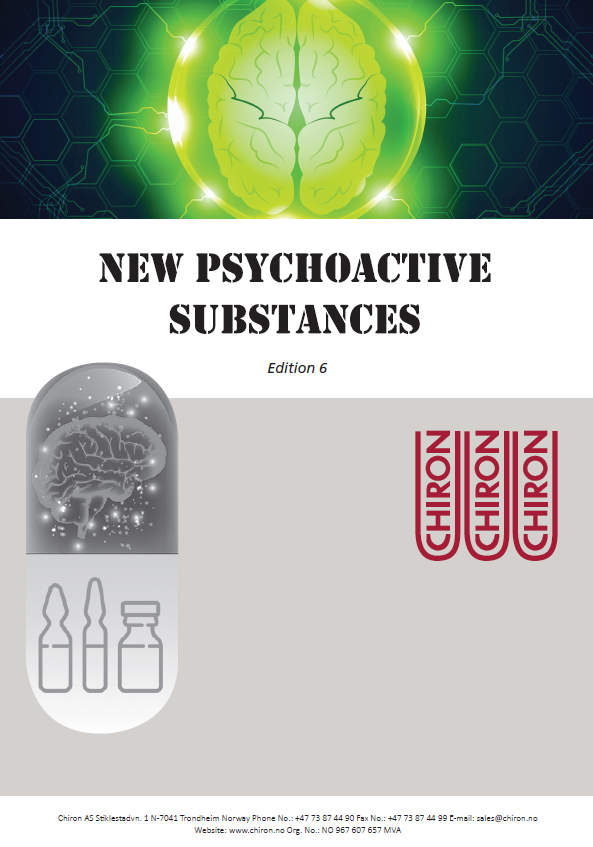 New Psychoactive Substances, Edition 6
